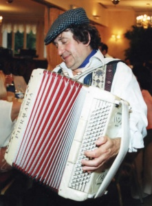 Accordéoniste, Accordéon, Animart