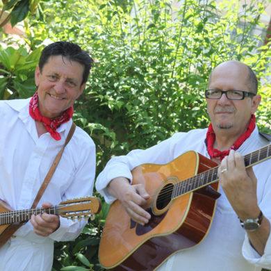 Chanteurs et musiciens italiens