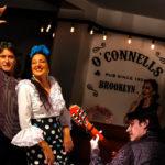 Danseuse Flamenco,Musiciens Espagnols, Gispy, fête, soirée, Animart