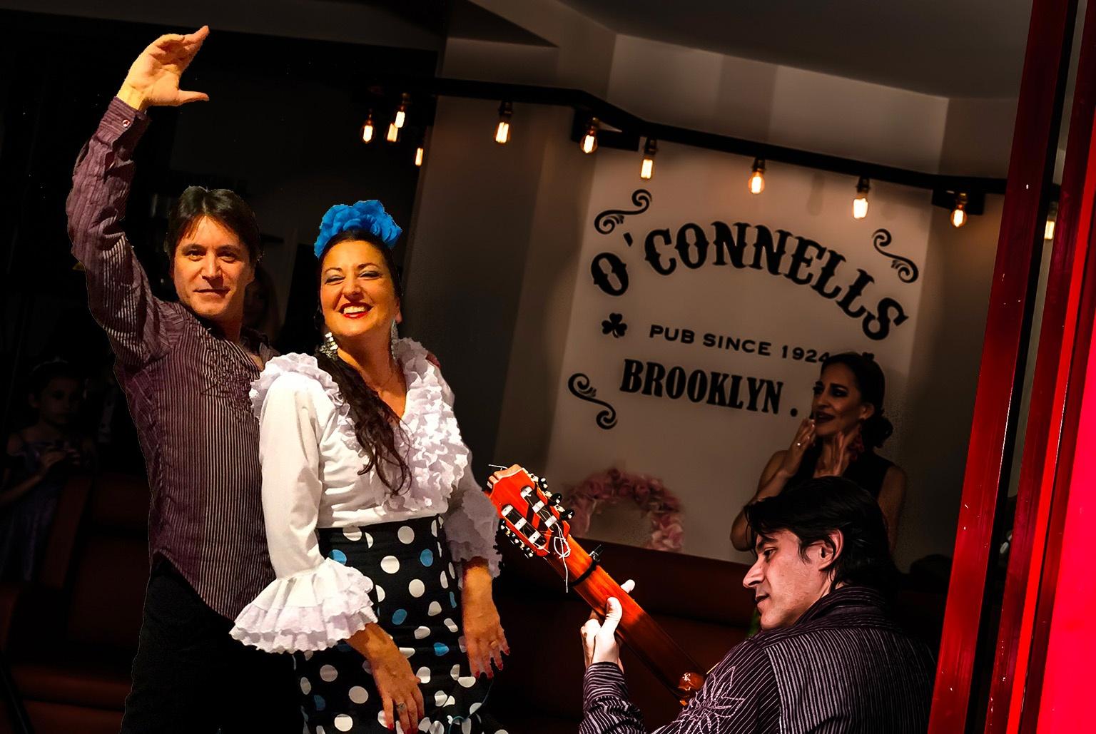 Groupe Gipsy, Flamenco , Espagnol