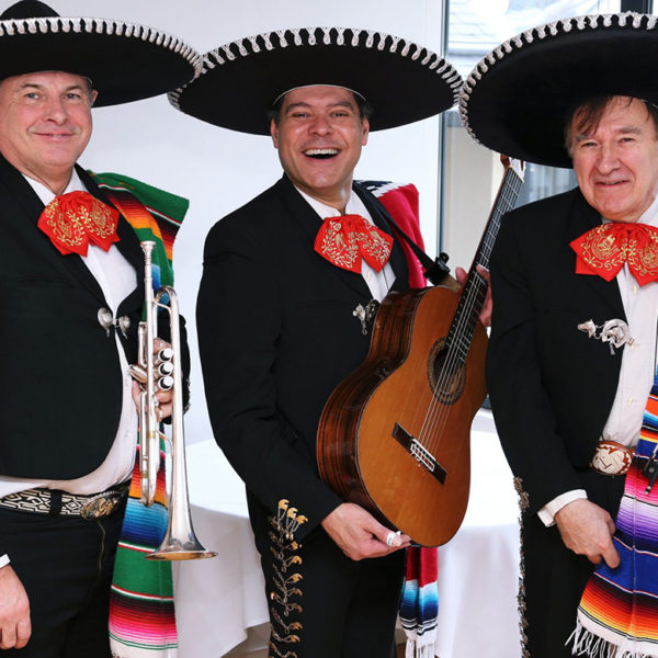 Mariachis – Musiciens Mexicains