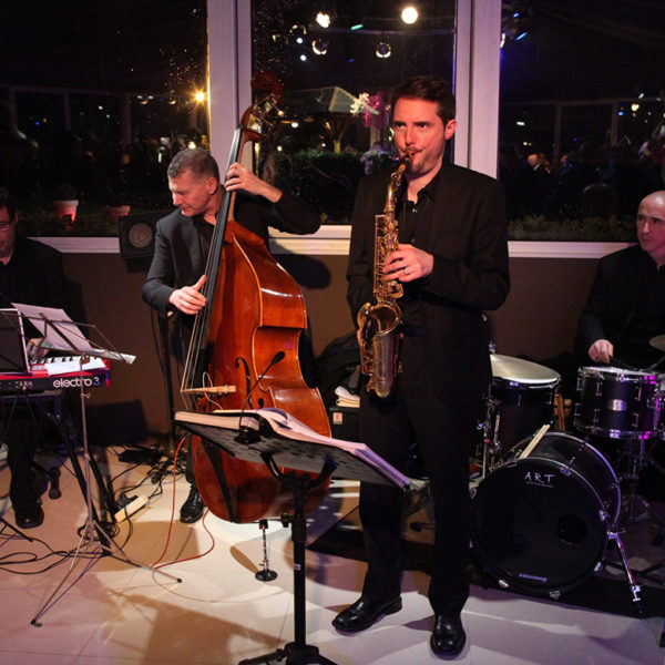 Musiciens de Jazz Cocktail