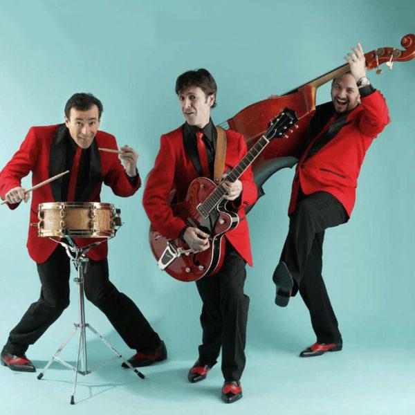 Groupe de Rock'n' Roll