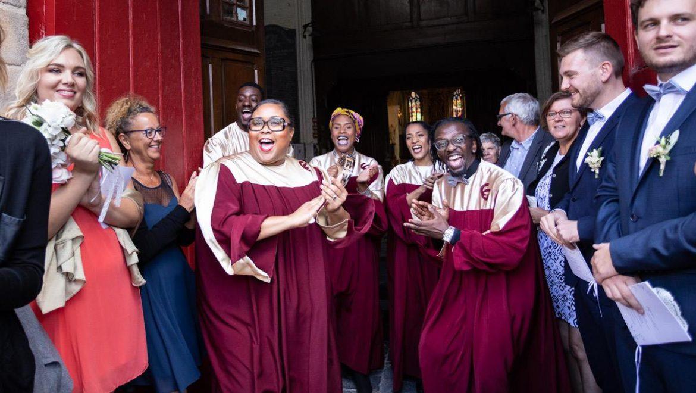 Groupe Gospel Cérémonie Mariage église, Animart