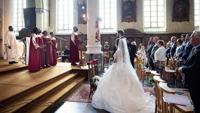 Chanteurs Gospel Cérémonie Mariage église, Animart