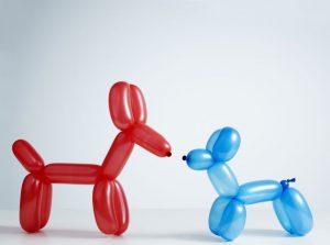 Sculpture sur ballons, enfants, Animart