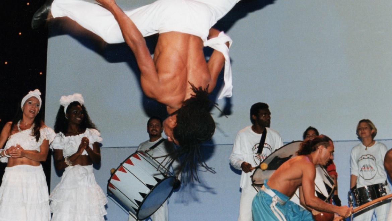Danseurs Capoeira, Animart