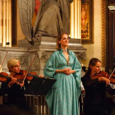 Chanteuse ou Chorale classique