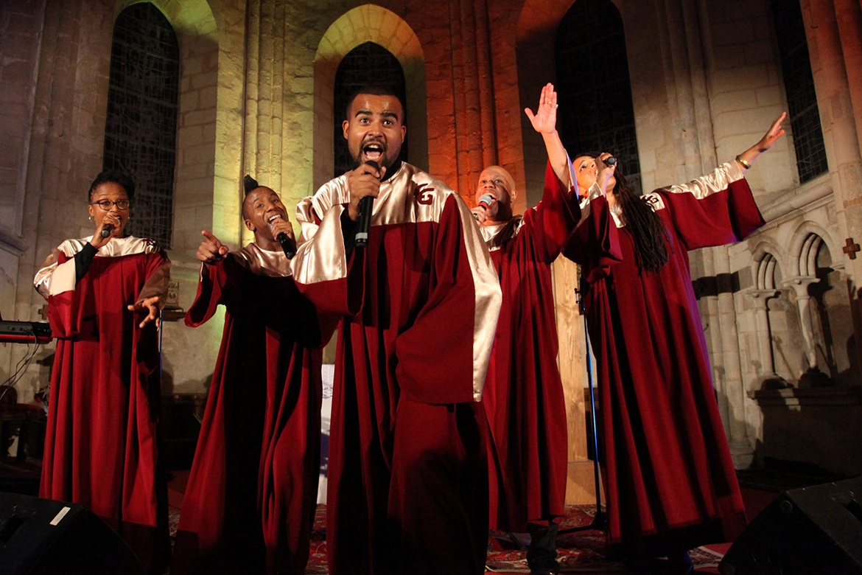 Gospel, messe de mariage, concerts