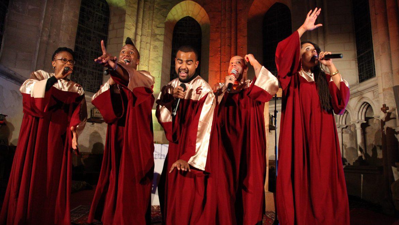 Chœur Gospel mariage concert Animart