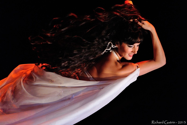 Danseuse orientale : la danse du ventre