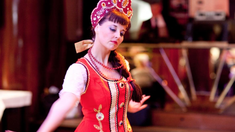 Danseuses , Danseurs, Russes, Spectacle, Animart