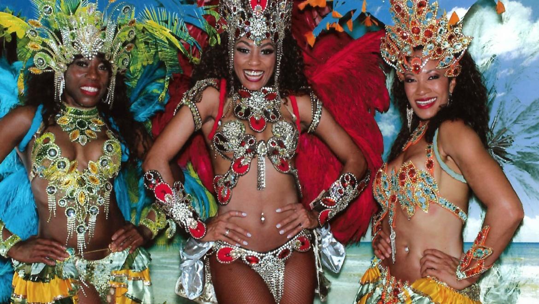 Danseuses Brésiliennes, samba, capoeira