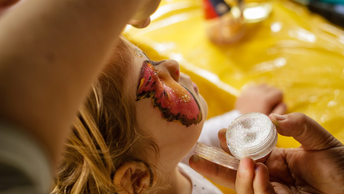 Maquillage enfants, Maquilleuse, Animart