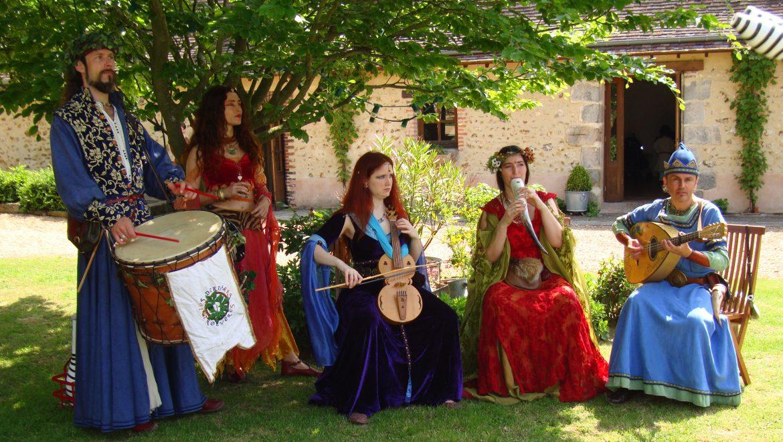 Musique médiévale, Animart