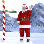 Spectacle Père Noël, Enfants, Animart