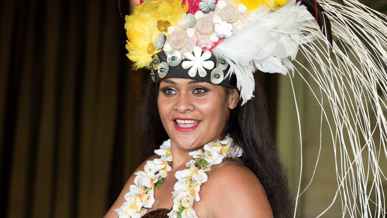 Tahitienne costume