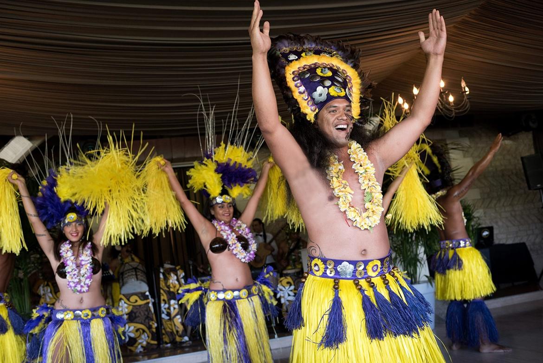 Danseuses Tahitiennes