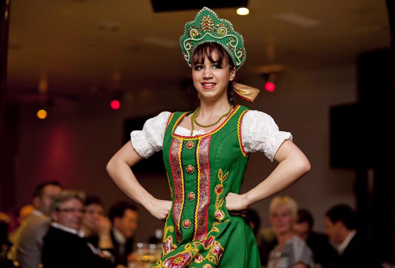 Spectacle Danseurs Russes