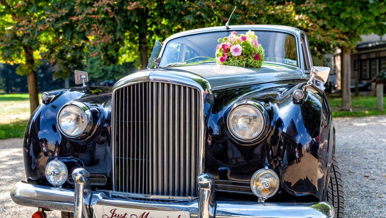 Location de voiture ancienne mariage